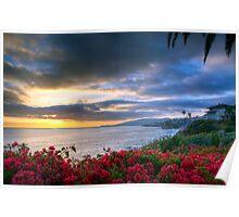 Ocean View Poster