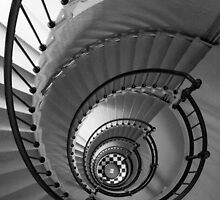 Downward Spiral by Michael Damanski