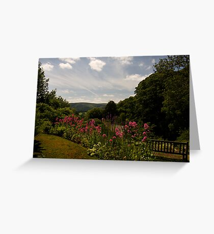 Selworthy Rest and Tranquility, Exmoor Greeting Card