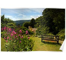 Selworthy, A Time to Reflect, Exmoor Poster