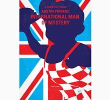No373 My Austin Powers I minimal movie poster Unisex T-Shirt