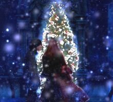 *CHRISTMAS*  - Severus and Lily by scatharis