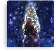 *CHRISTMAS*  - Severus and Lily Canvas Print