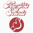 Memphis Sounds Vintage by vintagesports