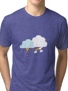 Get well soon little cloud Tri-blend T-Shirt