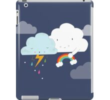 Get well soon little cloud iPad Case/Skin