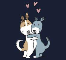 puppy love Kids Tee