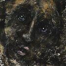 Face, Bernard Lacoque-112 by ArtLacoque