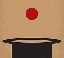 No381 My The Prestige minimal movie poster by JinYong