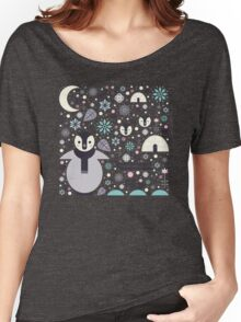 Penguin Small  Women's Relaxed Fit T-Shirt