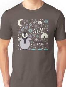 Penguin Small  Unisex T-Shirt
