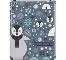 Penguin Small  iPad Case/Skin