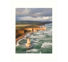 The Apostles II Art Print