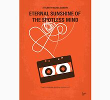 No384 My Eternal Sunshine of the Spotless Mind minimal movie poster Unisex T-Shirt