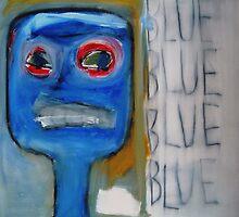Blue by Alan Taylor Jeffries
