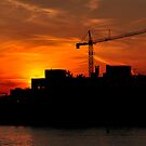 Toronto Sunset by SamTheCowdog