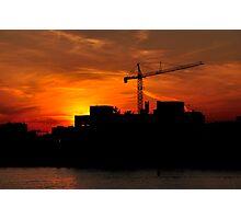 Toronto Sunset Photographic Print