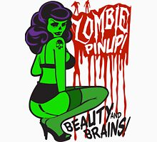 Zombie Pinup #1 Unisex T-Shirt