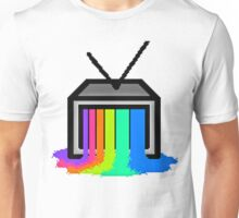 TVs Pollution Unisex T-Shirt