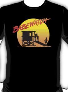 Babewatch (Baywatch) T-Shirt