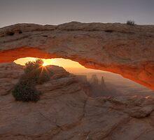 Mesa Arch by jbiller