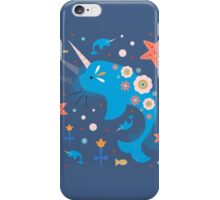 Narwhal & Babies iPhone Case/Skin