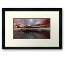 DRS Vindication Framed Print