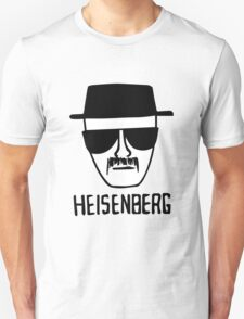 Breaking bad Heisenberg tshirt design T-Shirt