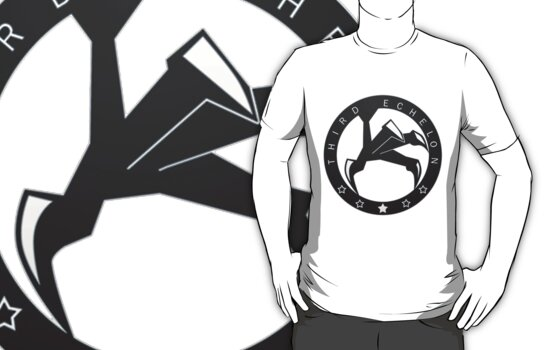 Third Echelon T-Shirt by Robotor