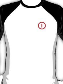 Power Off!  - Logo T-Shirt