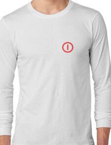 Power Off!  - Logo Long Sleeve T-Shirt