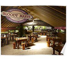 Bora Bora 'Bloody Marys' Poster