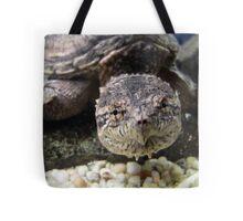 Swimming Snapper Tote Bag