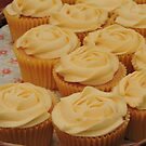 Lemon Cupcake Basket by CreativeEm
