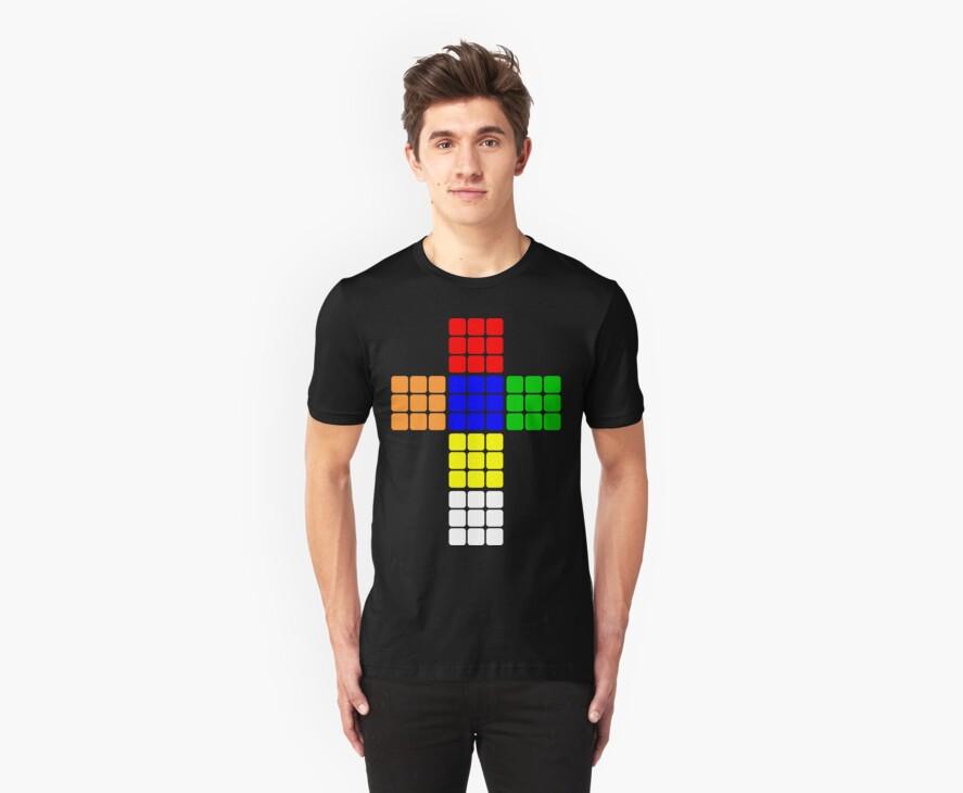 Rubik large by Stephen Hoper