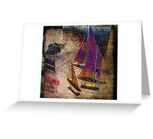 Nautica-III Greeting Card