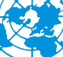 United Nations T-Shirt Sticker
