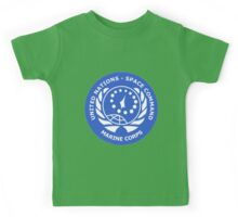 United Nation Space Command T-Shirt Kids Tee