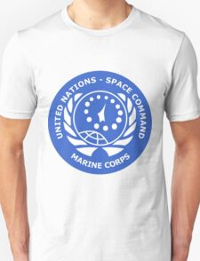 United Nation Space Command T-Shirt T-Shirt