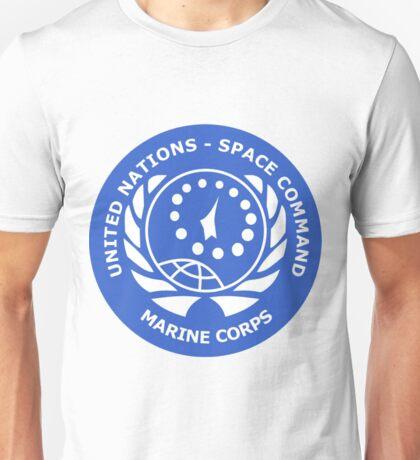 United Nation Space Command T-Shirt Unisex T-Shirt