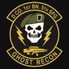 Ghost Recon T-Shirt by Robotor