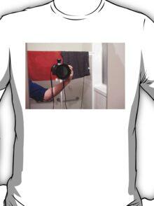 Mystery Photographer T-Shirt