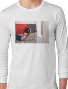 Mystery Photographer Long Sleeve T-Shirt
