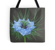 Love in the Mist, bright and beautiful Tote Bag