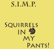 S.I.M.P by Matthewlraup
