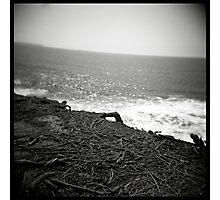 Cliff Photographic Print