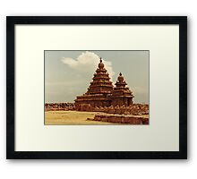 Time for a Pallava Framed Print
