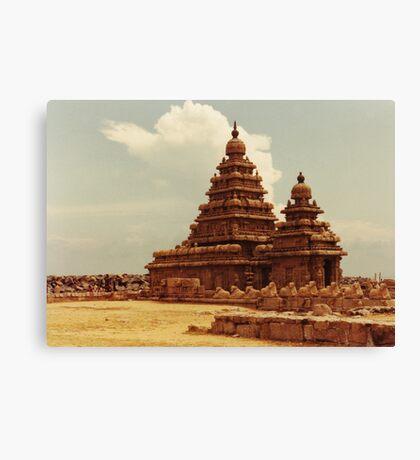 Time for a Pallava Canvas Print