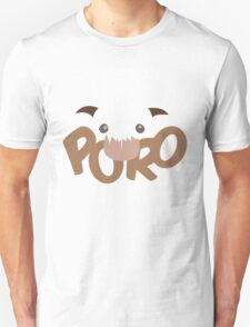 See-through Poro - League Of Legends T-Shirt