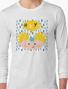 Hey! Arnold Long Sleeve T-Shirt